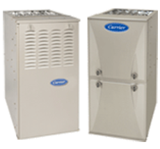 Carrier Comfort™ Series Gas Furnaces