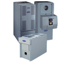 Carrier Performance™ Series Oil Furnaces