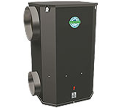 Lennox Healthy Climate High-Efficiency Particulate Air (HEPA) Filtration System