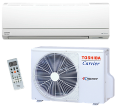 Toshiba Carrier® Residential Series Ductless